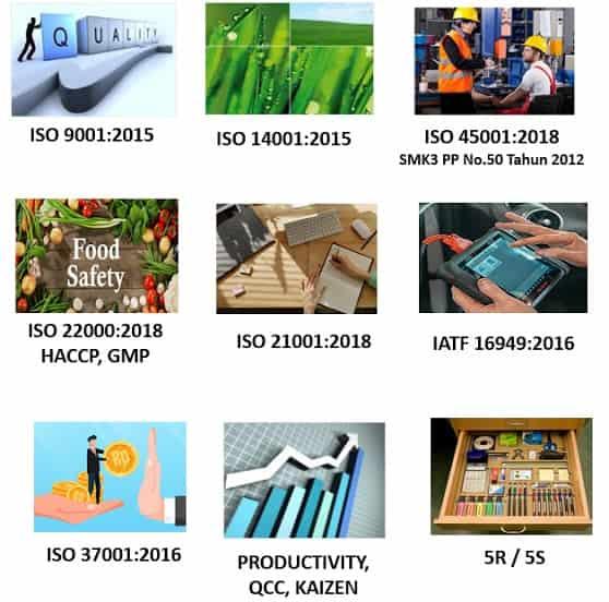 Layanan Konsultan ISO Surabaya